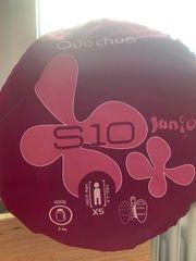 Schlafsack pink von Decathlon