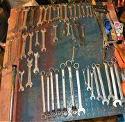 Gabelschlüssel Ringschlüssel jede Menge Auch