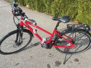 Cresta Damen E-Bike 45 km