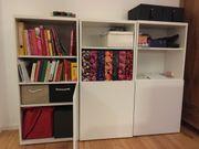 IKEA Besta 3 schöne Regale