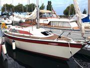 Dehlya 25 gepflegtes Familien-Segelboot
