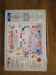 Brettspiel Vorschul - Wissensquiz