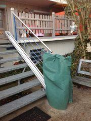 Treppenlift für den Außenbereich