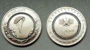 10 Euro Deutschland 2019 In