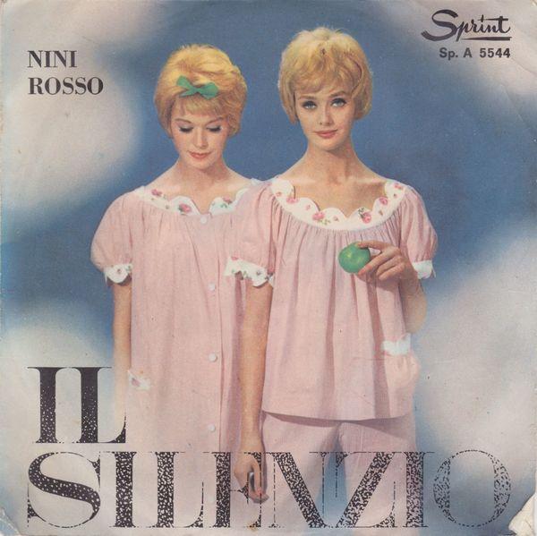 Nino Rosso - Il Silencio Single