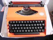 Schreibmaschine Hercules 100 70er Jahre