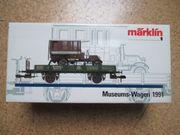 märklin spur 1 Museumswagen 1991