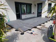Feinsteinzeug Terrassen-Platte Gartenplatten