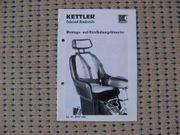 Kettler Fahrrad-Kindersitz