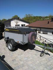 Saris RT500 Grande Campioni PKW-Anhänger