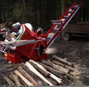 Brennholz sägen einfach-sicher-schnell