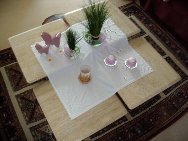Wohnzimmer-Tische Marmor Travertin