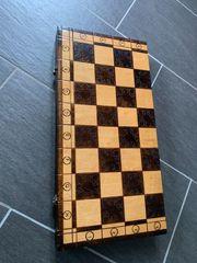 Schachspiel aus Holz 54x54cm