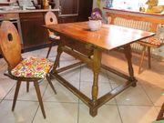 Jogl Tisch um die Jahrhundertwende