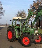 Fendt 280P 80 PS Traktor
