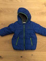 Baby Winterjacke Benetton Gr 68
