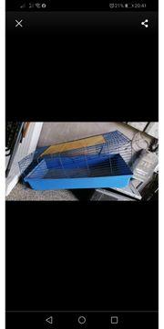 Hamsterkäfig für kässlegeld abzugeben