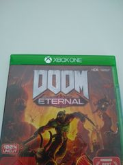 Doom Eternal Xbox One Shooter
