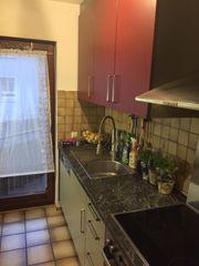 Schöne ALNO-Küche mit Elektrogeräten