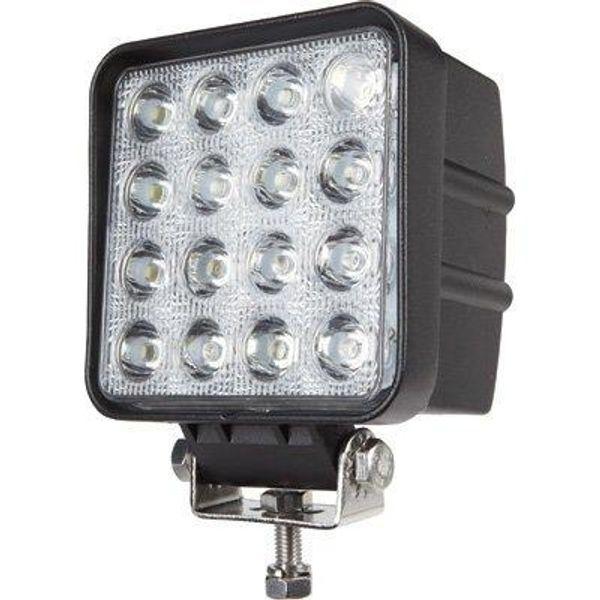 Eckige Offroad Lampe 48 Watt