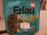 Erlau Klick-Schneeketten