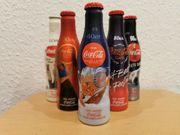 Coca Cola Sammel Flaschen