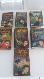 Harry Potter Buch 1- 7 -
