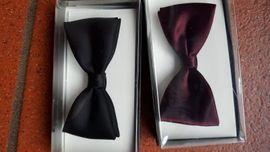 Fliege Schleife bordeaux-rot: Kleinanzeigen aus Neustadt Gimmeldingen - Rubrik Festliche Abendbekleidung, Damen und Herren