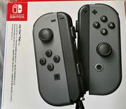 Nintendo Switch Joy cons Nagel