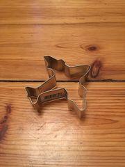 Plätzchen-Form Plätzchen-Ausstecher Keks-Förmchen großes Flugzeug