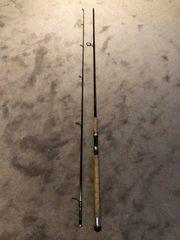 Harrison VHF Spin Angelrute gebaut