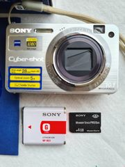 SONY DSC-W 170S Digital Kamera