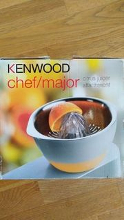 Kenwood Zitruspresse Aufsatz Chef Major