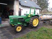 Traktor John Deere 820 s