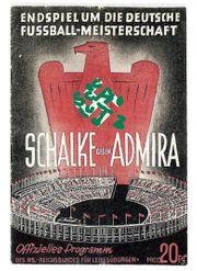 Schalke 04 - Admira Wien Meisterschaftsendspiel
