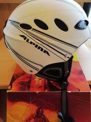 Ski- Snowboardhelm von ALPINA