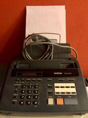 Fax Gerät Brother Fax-910