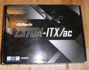 ASRock Z370M-ITX ac Mainboard ITX