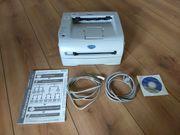 Laserdrucker Brother HL2030 monochrom