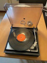 Verkaufe Schallplattenspieler