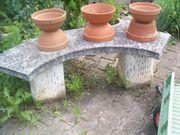 4 teilige Sitzgruppe-Pfähle