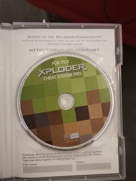 Xploder Special Edition für Minecraft: Kleinanzeigen aus Schindhard - Rubrik PlayStation 3