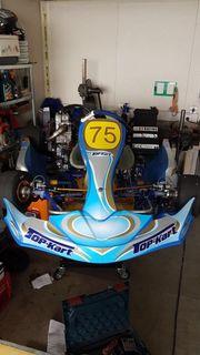 Rennkart Top-kart Speedy KF1KF2 Mit
