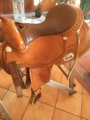 Westernsattel Alabama Saddlery