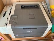 Laser Farbdrucker Brother HL- 3142