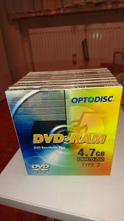 DVD-RAM NEU