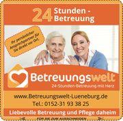 24 Stunden Betreuung in Lüneburg