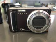 Digital Kamera Lumix Panasonic TZ