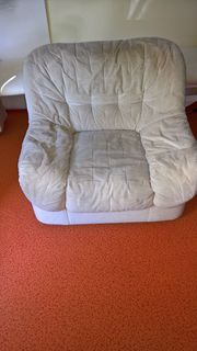 Couchgarnitur 1er Sessel 2er Sofa
