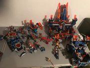 Lego Nexo Knights-Sammlung